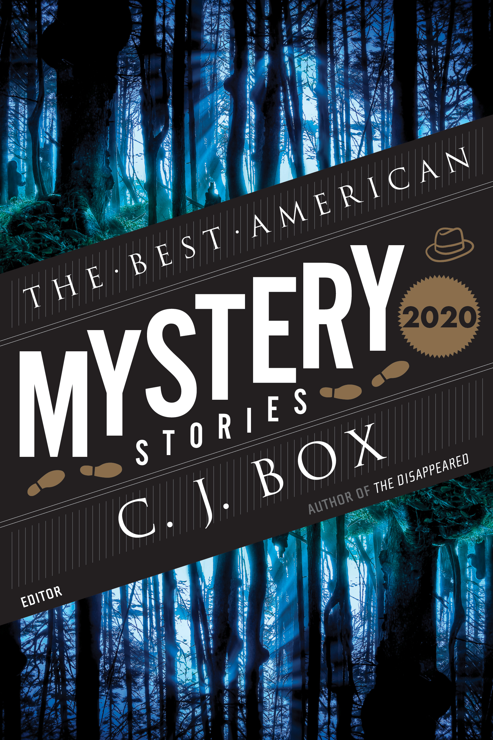 The Best American Mystery Stories 2020 By C J Box