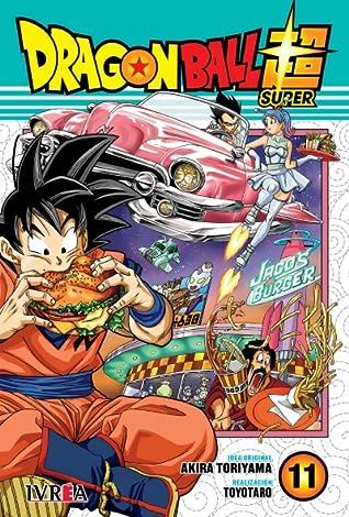 Dragon Ball Super, tomo 11 by Toyotaro