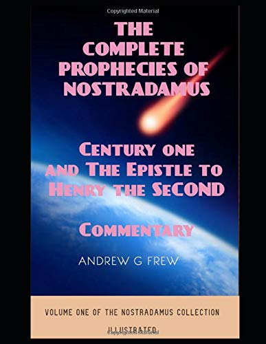 2 nostradamus the complete prophecies