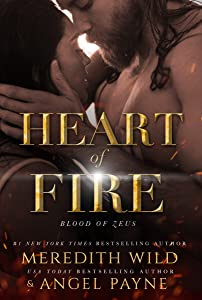 Heart of Fire (Blood of Zeus #2)
