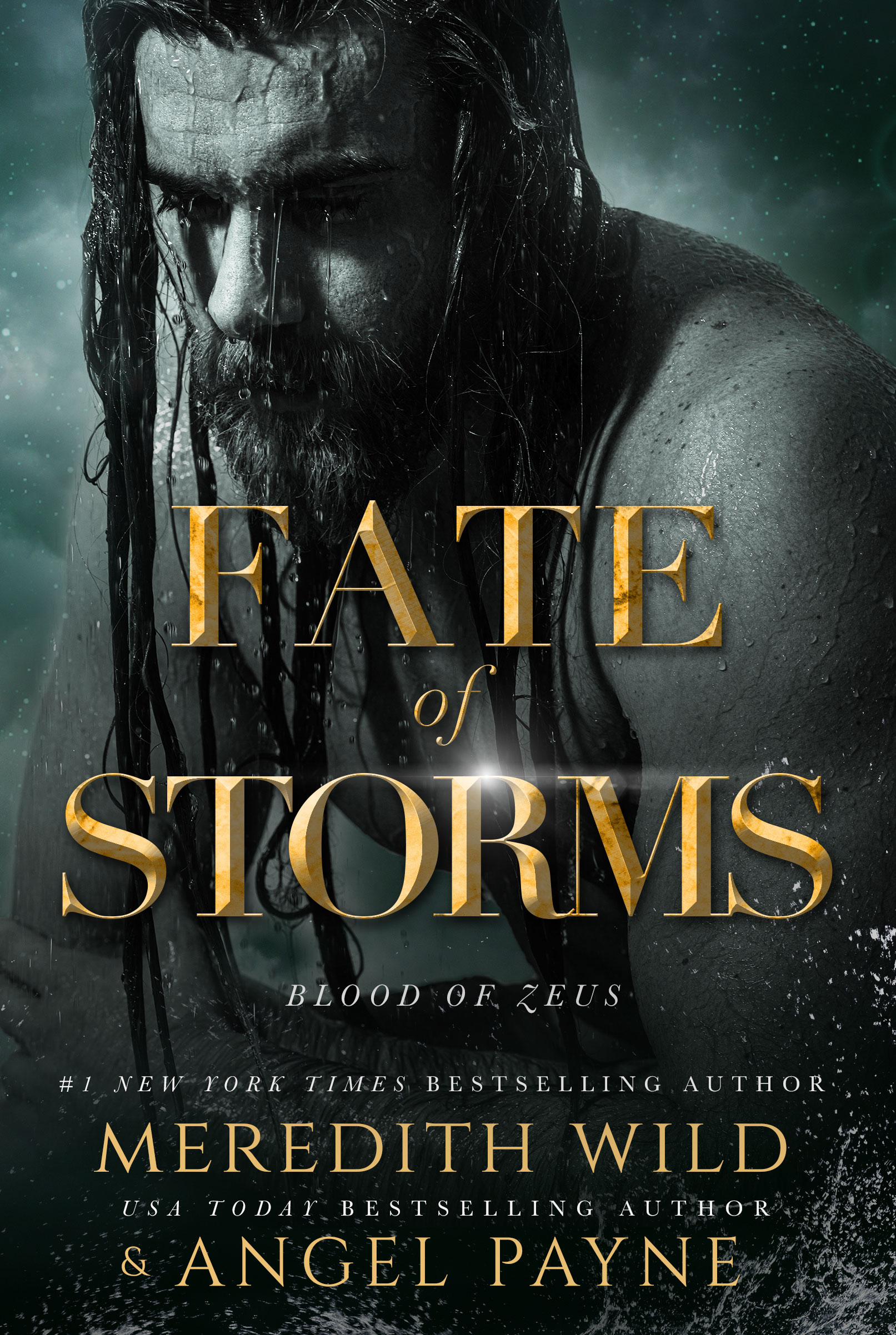 Fate of Storms (Blood of Zeus, #3)