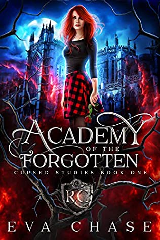 Academy of the Forgotten (Cursed Studies, #1)
