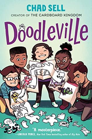 Doodleville (Doodleville, #1)