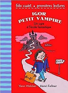 Igor Petit Vampire, Un ogre à l'école fantastique