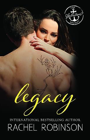 Legacy by Rachel Robinson