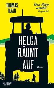 Helga räumt auf (Frau Huber ermittelt, #2)