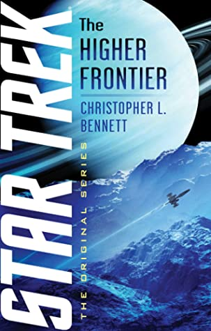 The Higher Frontier by Christopher L. Bennett
