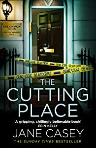 The Cutting Place (Maeve Kerrigan #9)