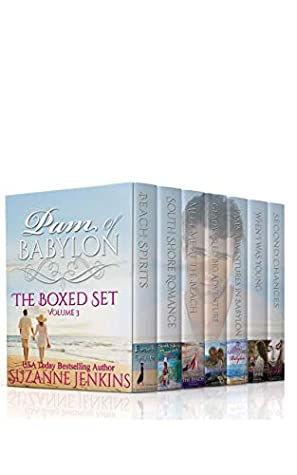 The Pam of Babylon Boxed Set Books 11-15: A Women's Fiction/Romance Series