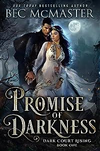 Promise of Darkness (Dark Court Rising, #1)