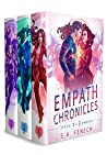 Empath Chronicles - Series Omnibus: Complete Young Adult Paranormal Superhero Romance Series