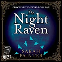 The Night Raven (Crow Investigations #1)