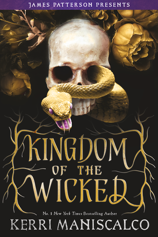 Kingdom of the Wicked (Kingdom of the Wicked, #1)