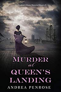 Murder at Queen's Landing (Wrexford & Sloane, #4)