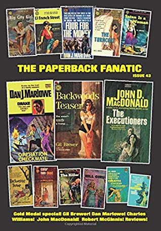 The Paperback Fanatic issue 43 by Justin Marriott