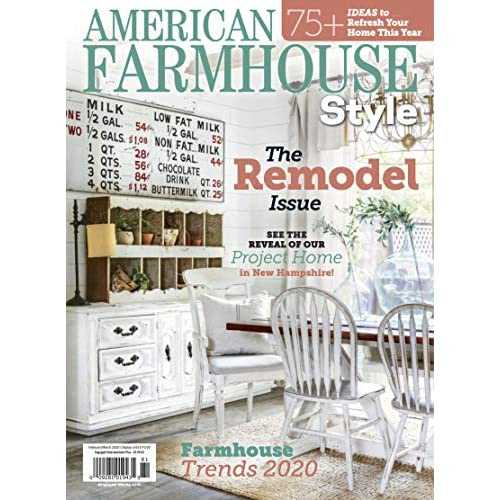 American Farmhouse Style February 2020 Magazine By Mag Online
