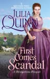 First Comes Scandal (Rokesbys #4)