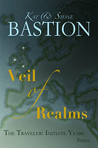 Veil of Realms (THE TRAVELER: Initiate Years, #1)