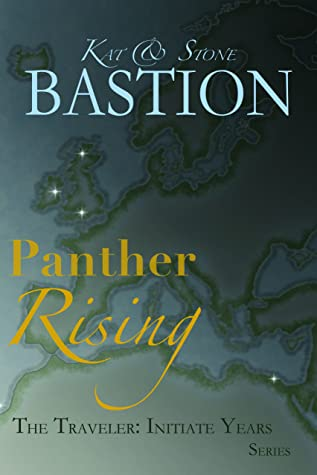 Panther Rising (THE TRAVELER: Initiate Years, #3)