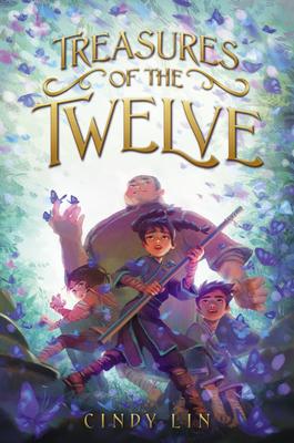 Treasures of the Twelve (The Twelve, #2)