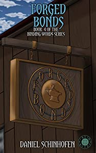 Forged Bonds (Binding Words, #4)