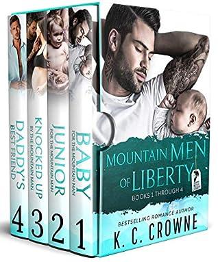 Mountain Men of Liberty Box Set