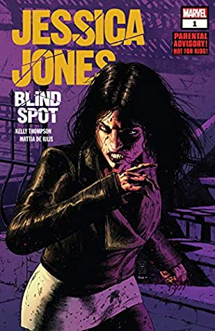 Jessica Jones: Blind Spot (2020) #1 (of 6)