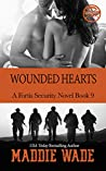 Wounded Hearts (Fortis Security #9)