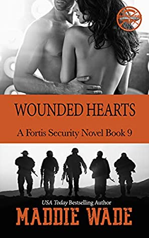 Wounded Hearts by Maddie Wade