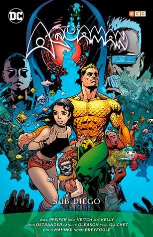 Aquaman: Subdiego vol. 1