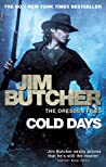 Book cover for Cold Days (The Dresden Files, #14)