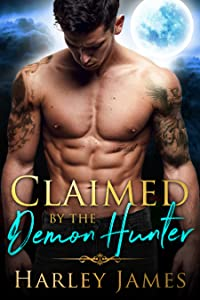Claimed by the Demon Hunter (Guardians of Humanity #1)
