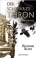 Die Göttin (Der schwarze Thron, #4)