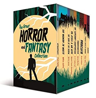 The Great Horror and Fantasy Collection (Great Reads box set series)