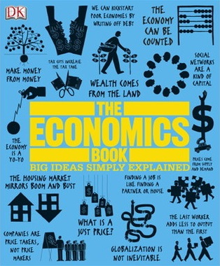 the economics book big ideas simply explained