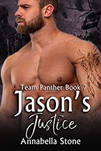 Jason's Justice (Delta Force Team Panther #7)