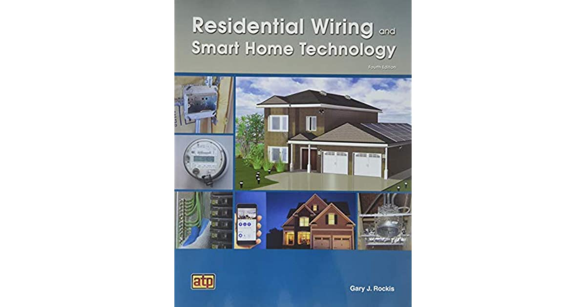 smart home wiring residential wiring and smart home technology by gary j rockis smart home wiring diagram pdf smart home technology by gary j rockis