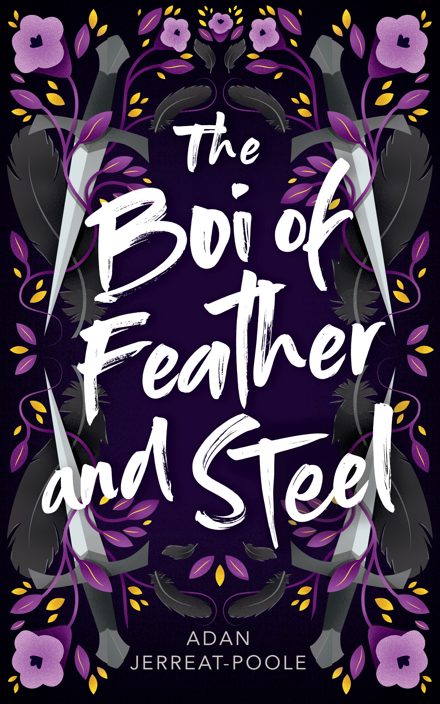 The Boi of Feather and Steel (The Girl of Hawthorn and Glass, #2)