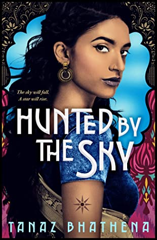 Hunted by the Sky (The Wrath of Ambar, #1)