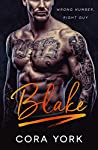 Blake: An Alpha Male, Insta Love, Short Romance (Broadaxe Security Book 1)