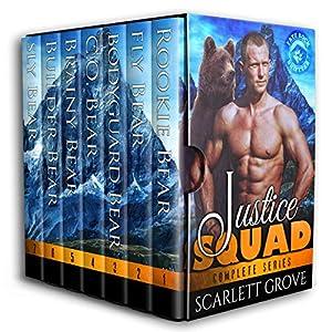 Justice Squad Complete Series