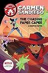 Chasing Paper Caper (Carmen Sandiego Graphic Novels)