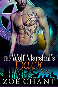 The Wolf Marshal's Pack (U.S. Marshal Shifters, #3)