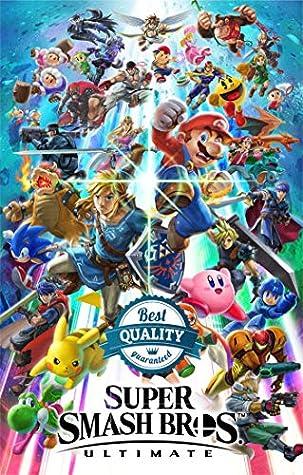 Super Smash Bros. Ultimate - Complete Official Walkthrough/Tips/Tricks/Cheats