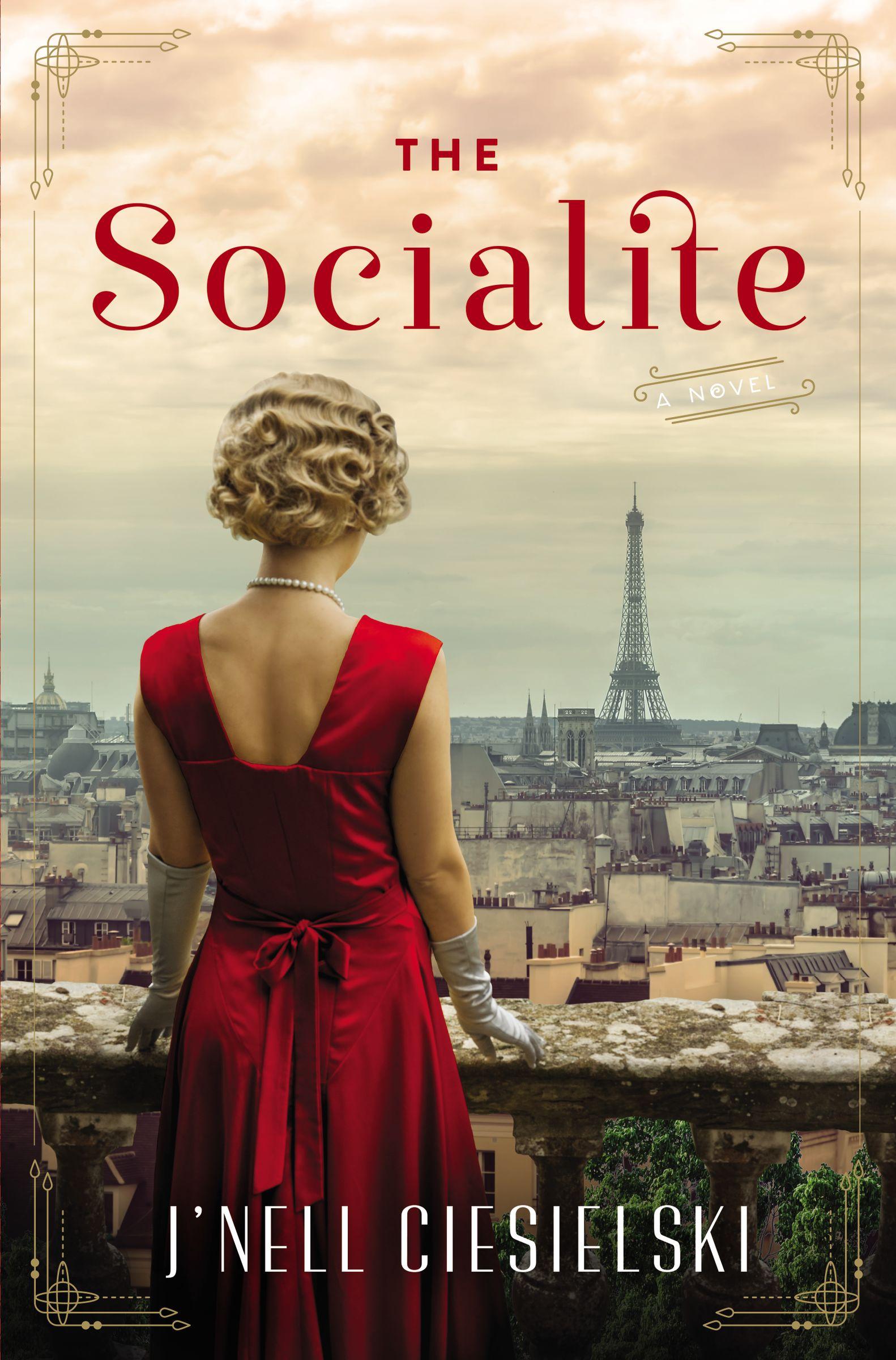 The Socialite - J'nell Ciesielski