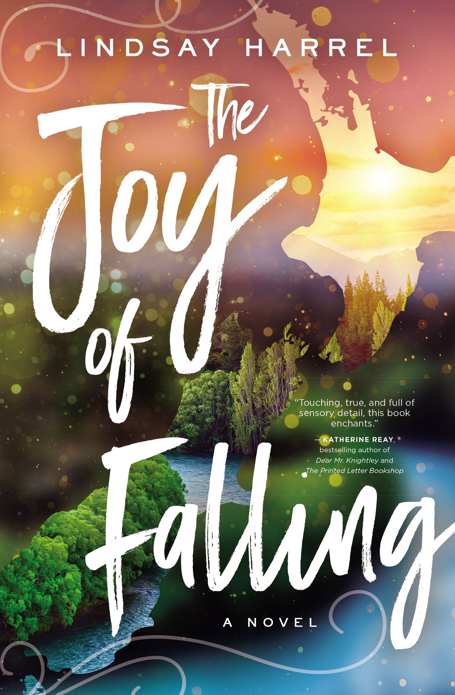 The Joy of Falling - Lindsay Harrel