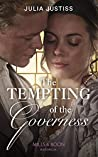 The Tempting of the Governess (The Cinderella Spinsters, Book 2)