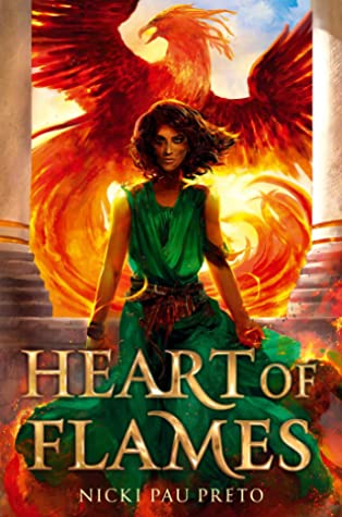 Heart of Flames (Crown of Feathers #2)