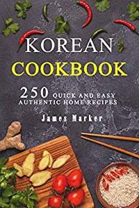 Korean cookbook (English Edition) And