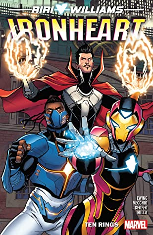 Ironheart, Vol. 2 by Eve L. Ewing